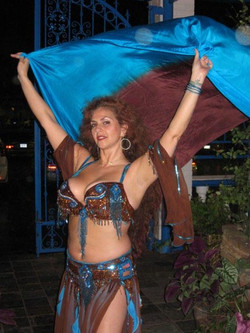 Magdelena Fusaro Dallas Belly Dance