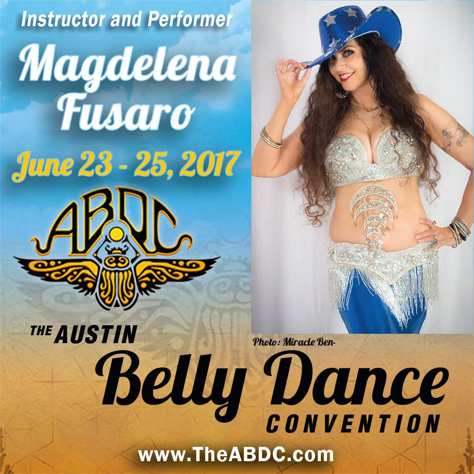 2017 Austin Belly Dance Convention