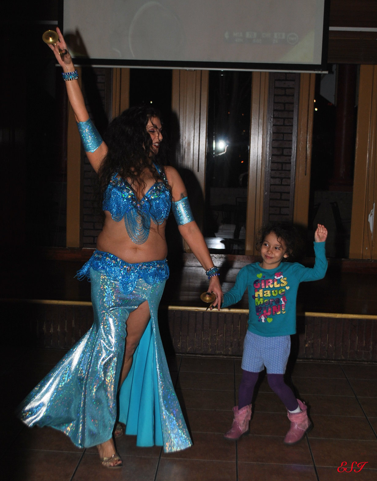 Magdelena Belly Dance