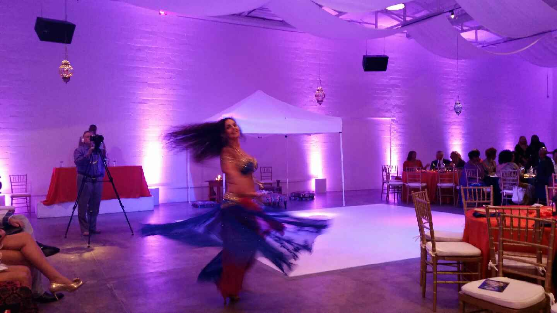 Magdelena Fusaro Belly Dance