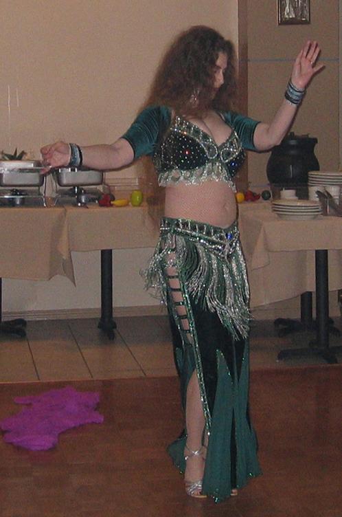 Magdelena Fusaro Dallas Belly Dance