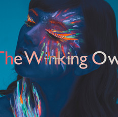 The winking owl「Into Another World」」