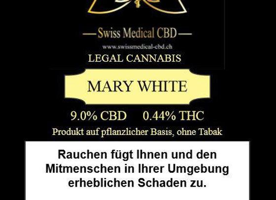 CBD Mary White