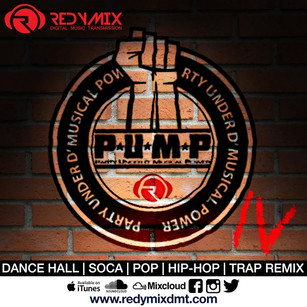 NEW MIX ALERT: P*U*M*P VOLUME 4