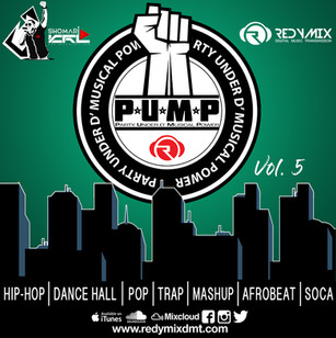 NEW MIX ALERT: P*U*M*P VOLUME 5
