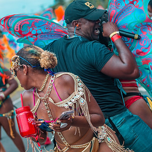 ST LUCIA CARNIVAL 2019 WITH FUZION MAS