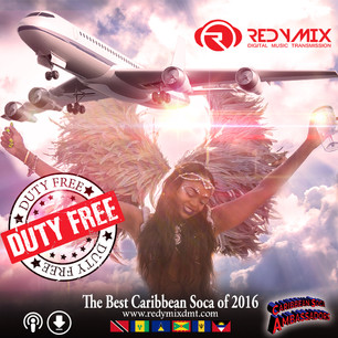 REDYMIX RELEASES DUTY FREE 2016 !