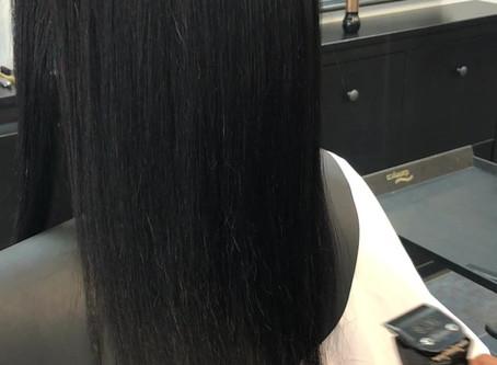 Super Modern Blunt Cut By HairwizAZ