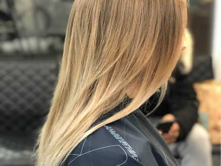 Hair Colour Spice up