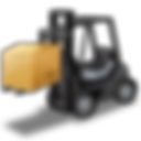 ForkliftTruck_Loaded_Black_icon-icons.co