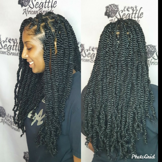 Large passion twists