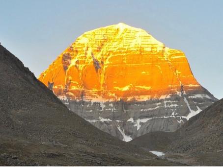 Энергии с Кайласа (Тибет)