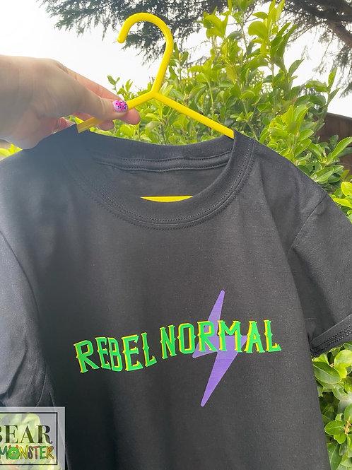 REBEL NORMAL TEE