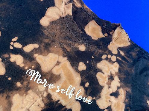 MORE SELF LOVE TEE