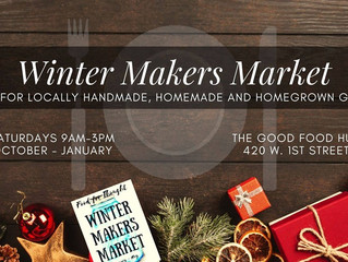 Winter Makers Market Kicks-off in October