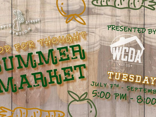 Summer Market to Start July 7th