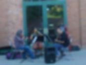 Live Music at Market