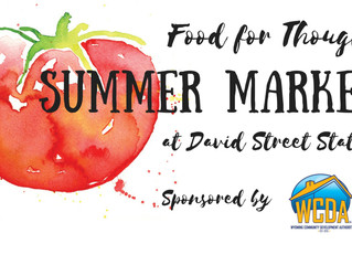 Summer Market Season is Almost Here!