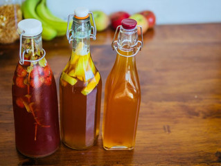 Kombucha Workshop Scheduled