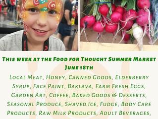Summer Market 6/18
