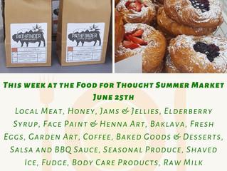 Summer Market 6/25