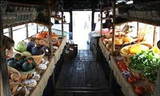 Mobile Farmers Market