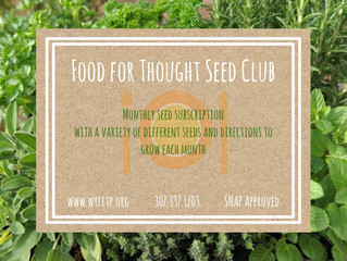 Plot Rental and Seed Club Now Live!