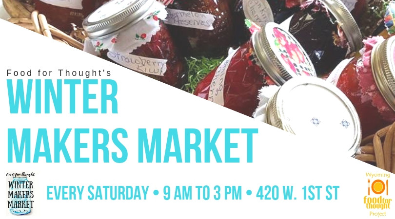 Meet me at the Winter Makers Market!