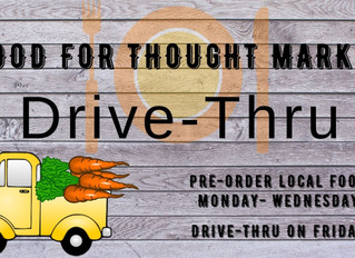 Online Marketplace and Drive-Thru