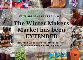 Winter Makers Market 1/25