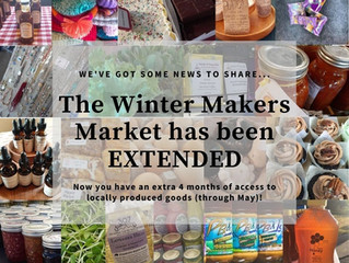 Winter Makers Market 2/8