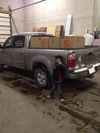 Volunteer Delivery Driver