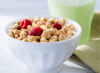 February Item of the Month: Cereal