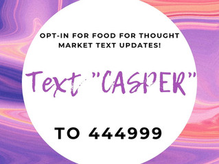 Opt-in for Market Texts