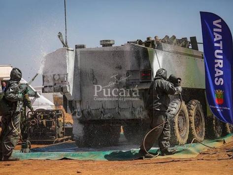 Operación Formosa 2021, la Armada Brasileña se encarga de su preparación para actuar en tierra