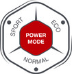 Power on driving mode