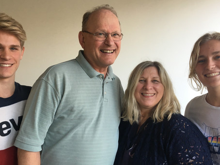 News from the Harshes - September 2019