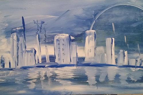 La cité bleue