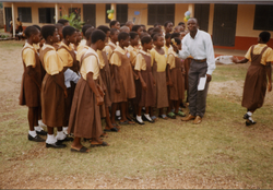 Child First USA in Ghana