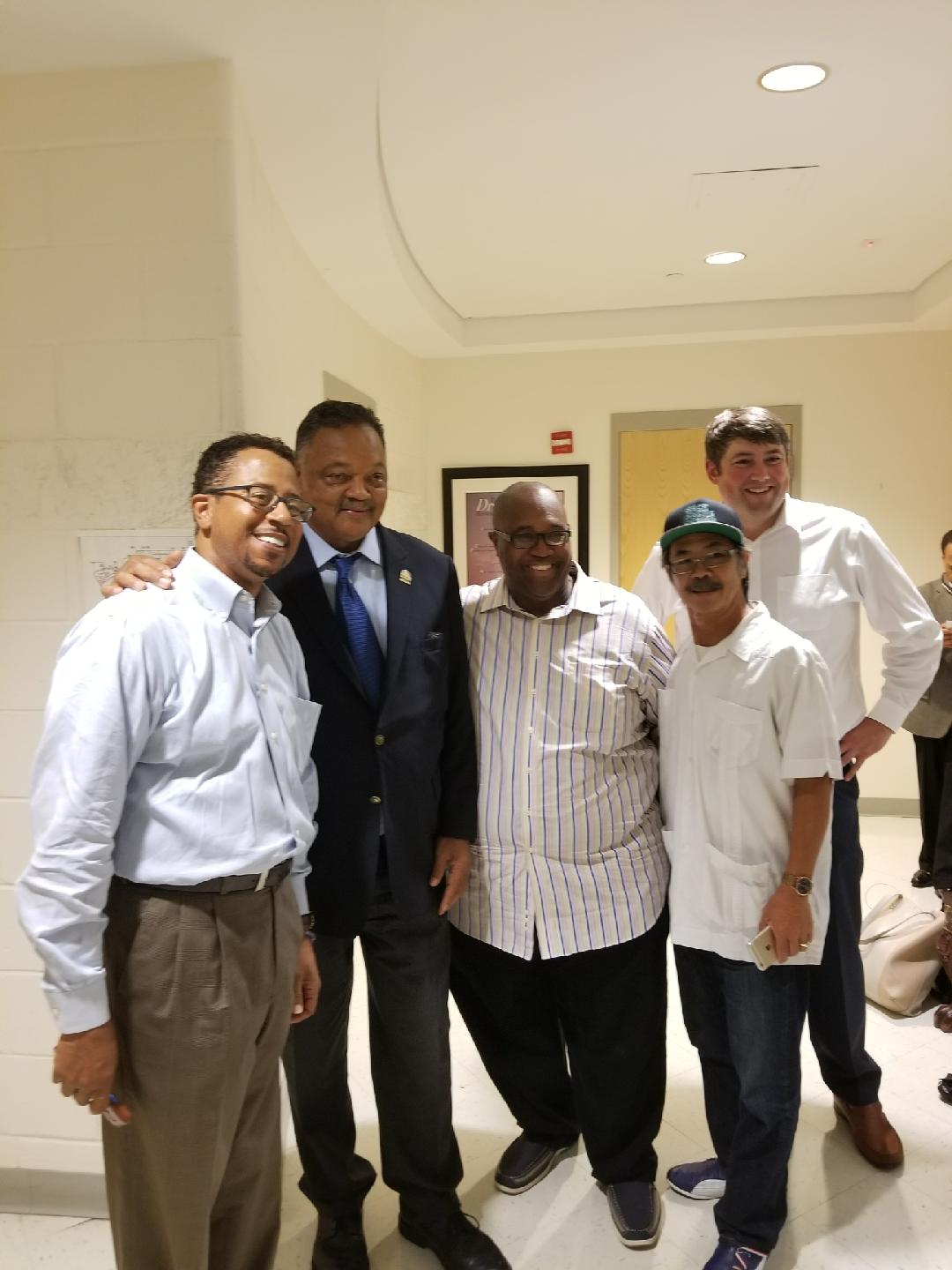Child First USA & Rev. Jesse Jackson