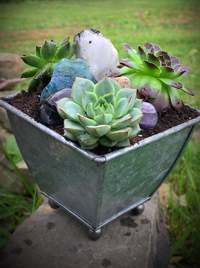 Healing Rock Gardens ( made to order)