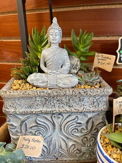 Large Buddha Garden