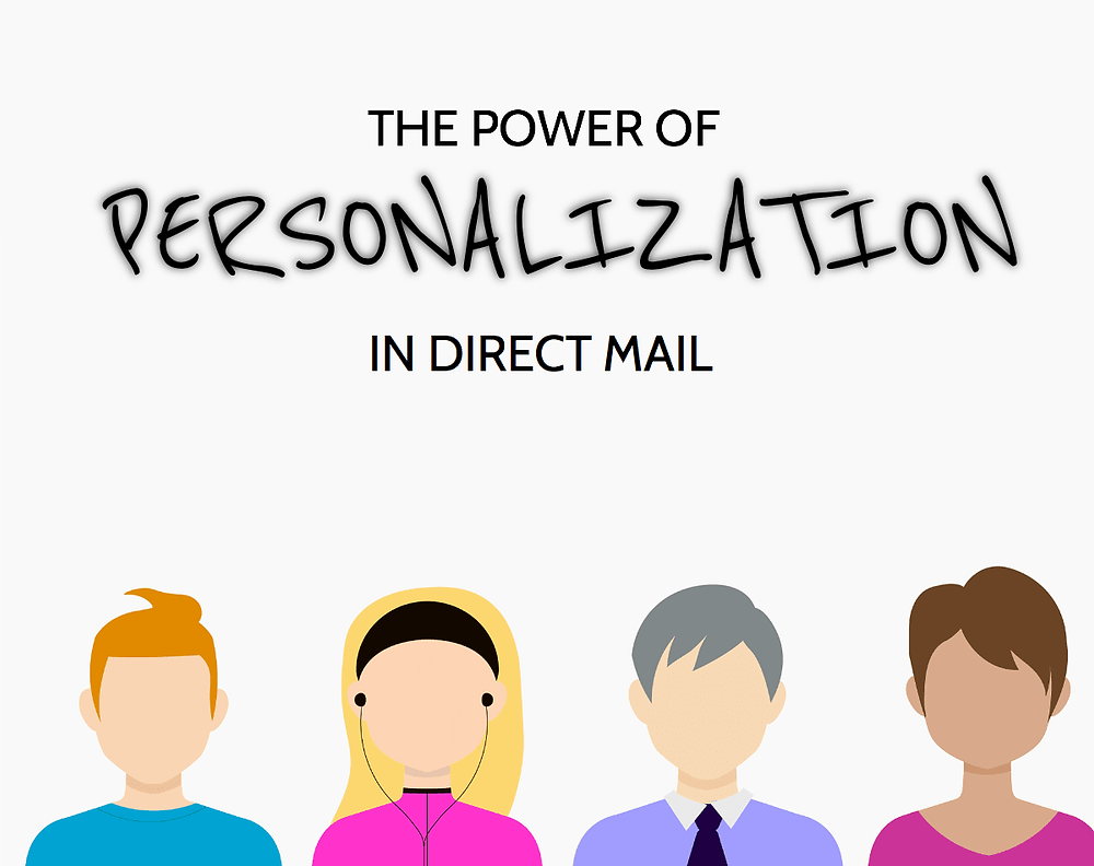The Power of Personalization in direct mail