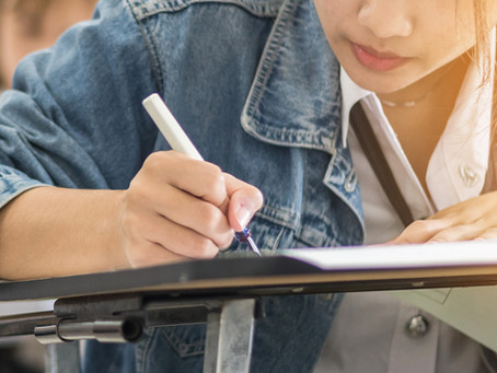 5 Interesting Errors from Higher Level Student Writing