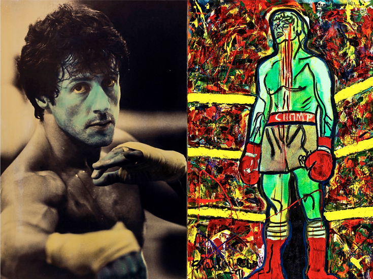 Sylvester Stallone | Triumph of the Champion (RN Edition)