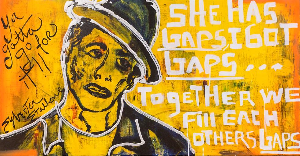 Sylvester Stallone | Gaps