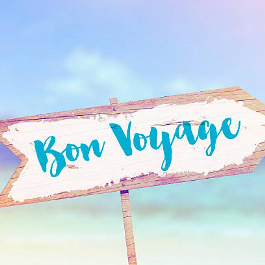 VSC Luncheon: Bon Voyage