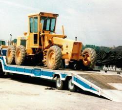 Motor Grader Transport