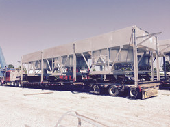 75,000# Air Exchangers from Tulsa, Oklahoma to Columbia, West Virginia.
