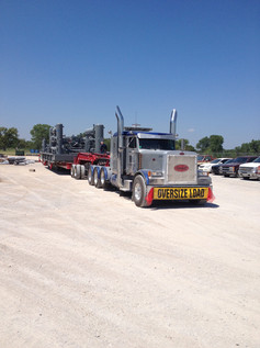 140,000# Compressor Oklahoma City to Pennsylvania